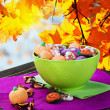 Sweets and candies for the holiday halloween — Stock Photo #31308493