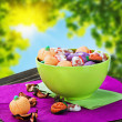 Sweets and candies for the holiday halloween — Stock Photo #31308517