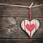 Decorative heart toy — Stock Photo #37893631