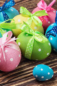 decorative eggs for Easter  — Stock Photo