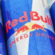 Постер, плакат: Red Bull is an energy drink