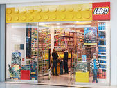 LEGO Shop at the mall Metropolis  — Stock Photo