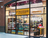 L'Occitane store  — Stock Photo