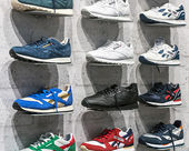 Reebok Sports shop in Moscow — Stock Photo