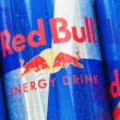 Red Bull is an energy drink — Stock Photo #44963483