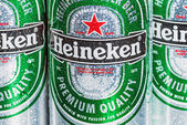 Heineken Dutch brewing company — Stock Photo