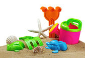 Toys for sandbox — Foto de Stock