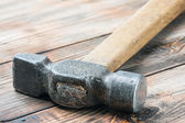 Old hammer  — Stock Photo