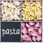 Pasta assortment — Stock Photo #49812811