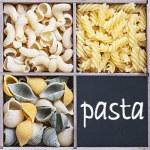 Pasta assortment — Stock Photo #49812815