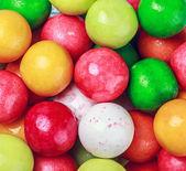 Colored gum — Stock Photo