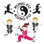 Постер, плакат: Kung fu
