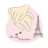 Happy Valentine's Day! — Vecteur