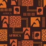 African design. — Stock Vector