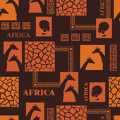 African design. — Vetorial Stock