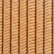 Wafer rolls background — Stock Photo