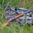 Hunting gun 2 — Stock Photo #12597912