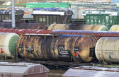 Wagony 25 — Zdjęcie stockowe