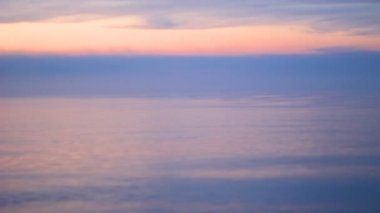 Mar de noche — Vídeo de Stock