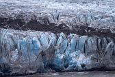 Death of a glacier at the Ice ocean — Стоковое фото