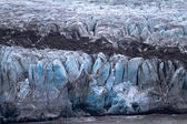 Death of a glacier at the Ice ocean — Stock Photo