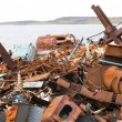 Ocean coast dump — Stock Photo #30980059