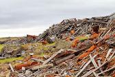 North dump — Foto de Stock