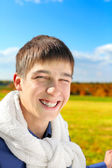 Teenager portrait — Stock Photo