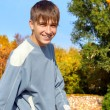 Teenager outdoor — Stock Photo #12338671