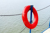 Ring-buoy — Stock Photo