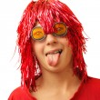 Boy in party costume — Stock Photo #1793966