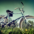 Stock Photo: Vintage Bicycle