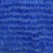 Blue Velvet Texture — Stock Photo