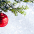 Christmas Decorations — Stock Photo #33165097