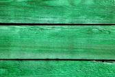 Green Planks background — Stock Photo