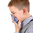 Sick Boy — Stock Photo
