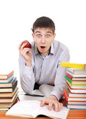 Surprised Student — Stock Photo