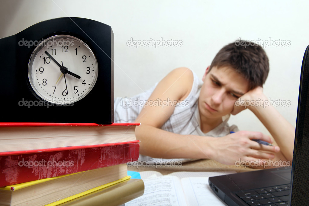 How to focus on homework when tired