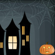 Halloween background — Stock Vector #29224697