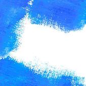 Watercolor vector banner — Stock Vector