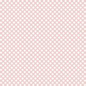 Seamless polka dot vintage pattern — Stock Vector