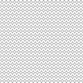 Geometrical black and white seamless pattern — Stock Vector