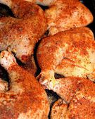 Spicy Chicken — Stock Photo