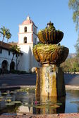 Santa Barbara Mission — Stock Photo