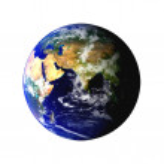 Earth Globe — Stock Photo #2329218