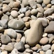River Rocks Pebbles — Stock Photo