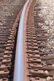 Train Track — Stock Photo