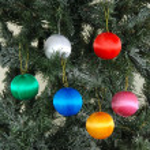 Christmas tree ornament — Stock Photo #1302901
