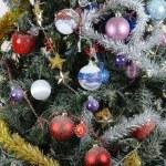 Christmas tree ornaments — Stock Photo #1303021
