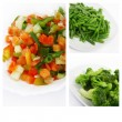 Fresh frozen vegetables — Stok fotoğraf #2230804